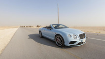 BENTLEY DESERT TRAIN RACE