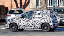 2017 Fiat Panda facelift makes spy photo debut