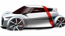 Audi Urban Concept EV 10.08.2011