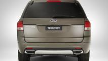 2011 Ford Territory Titanium for Australia RHD 08.02.2011
