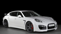 TechArt Concept One – Design Study for Porsche Panamera first photos 25.02.2010
