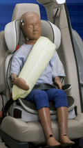 Ford First Inflatable Seat Belts