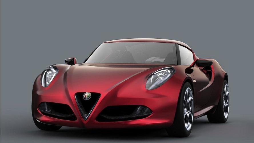 Alfa Romeo 4C will be sold in U.S.