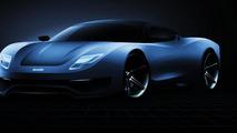 Izaro GT-E supercar