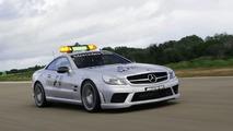 Mercedes SL 63 AMG 2009 Formula 1 Safety Car