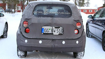 2011 Chevrolet Aveo spy photo - 20.01.2010