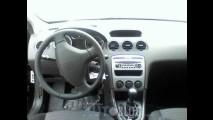 Peugeot 308 hatch é flagrado na Argentina - Será que chega este ano?