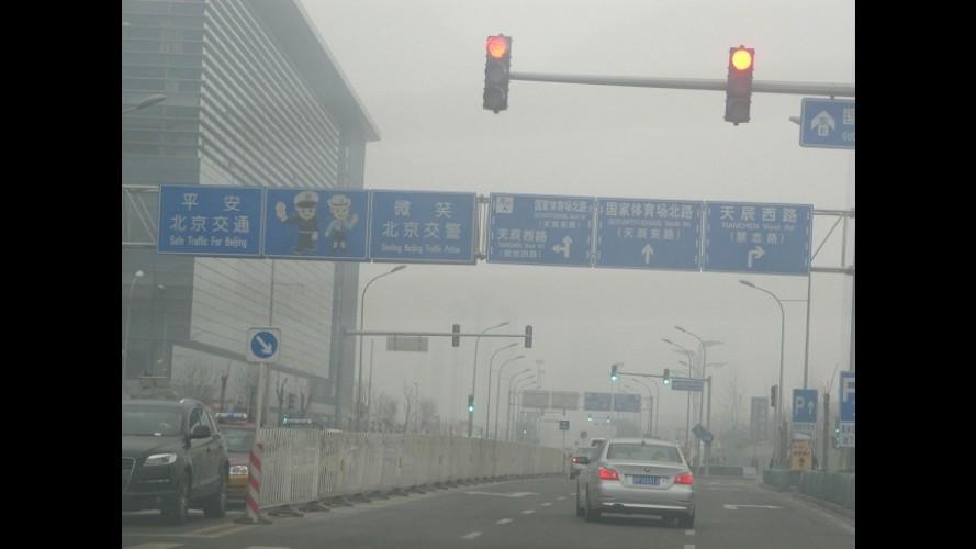 China: Número de veículos já passa de 223 milhões