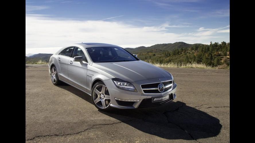 Mercedes-Benz ultrapassa meio milhão de unidades em 2012
