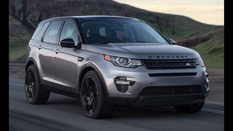 Vídeo: Discovery Sport posto à prova antes do Salão do Automóvel