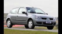 Renault Clio passa por recall na Argentina por problemas nas válvulas do motor