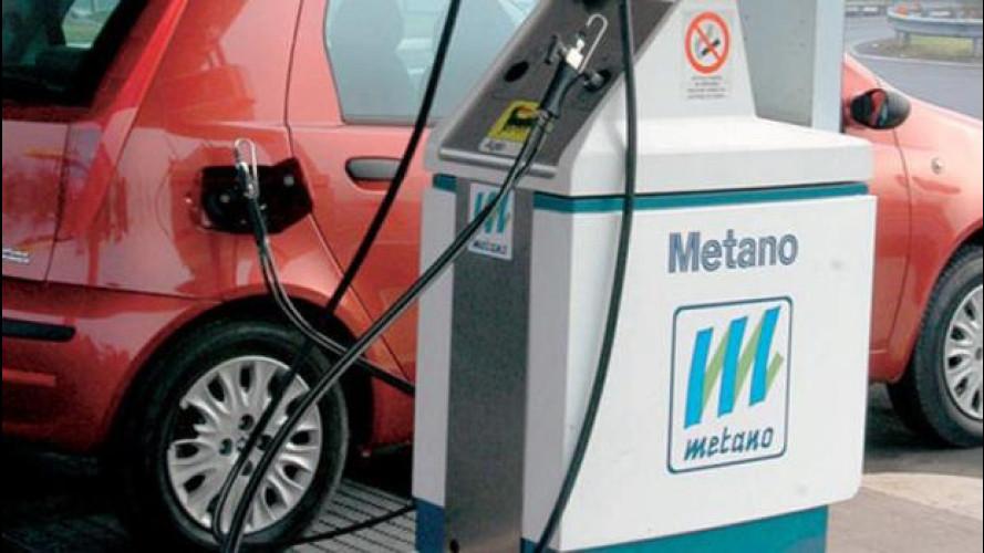 Auto a metano in costante aumento: il primato emiliano