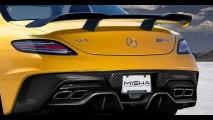 Mercedes-Benz SLS AMG by Misha Tuning