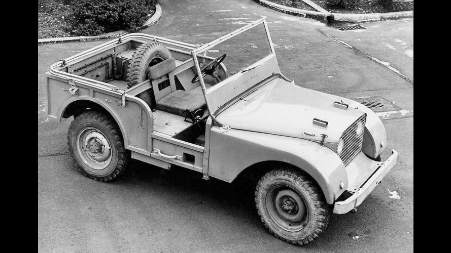 Land Rover, l'inizio di un mito