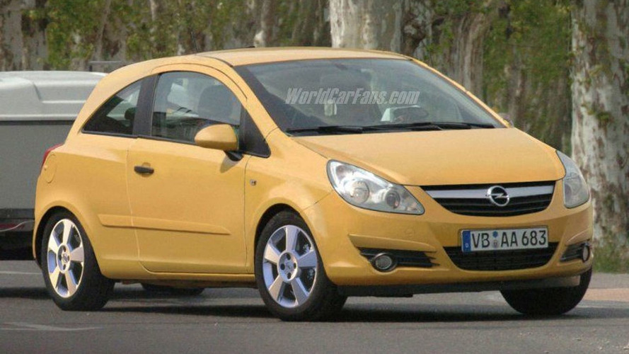 New Opel/Vauxhall Corsa 3 Door Coupe
