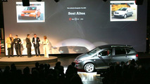 SEAT Altea Receives the autonis Design Award