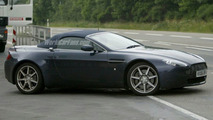 Aston Martin V8 Spy Photos