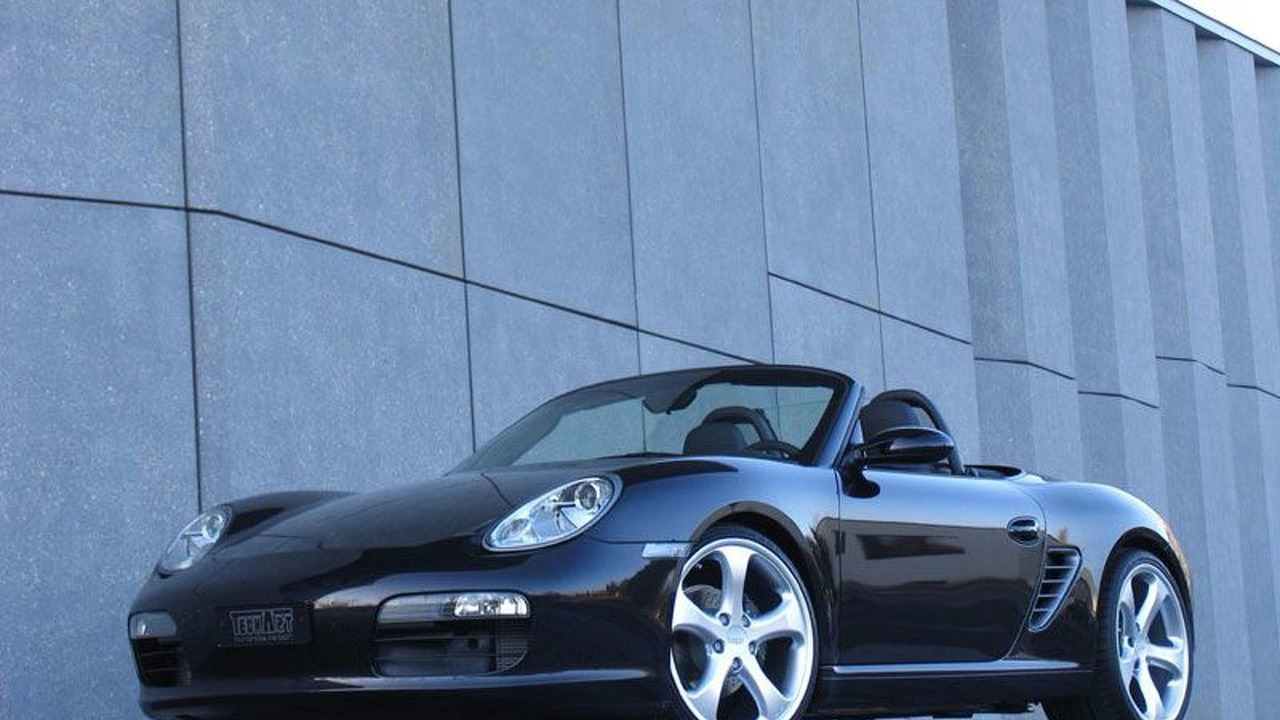 TechArt Porsche Boxster