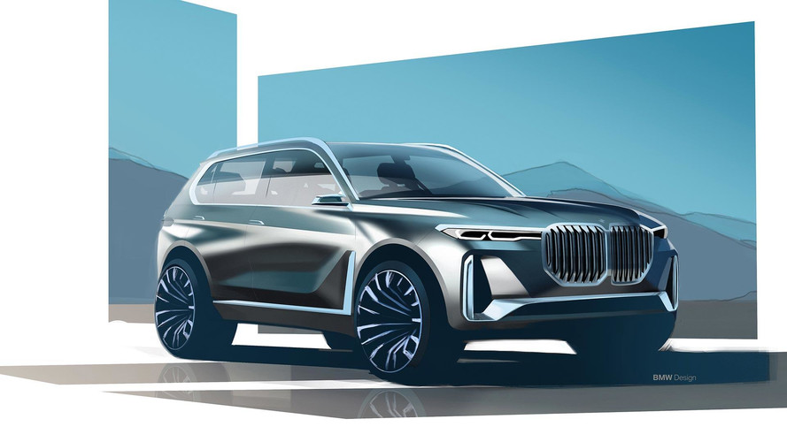 A BMW X7 után akár még az X8 is megérkezhet a piacra
