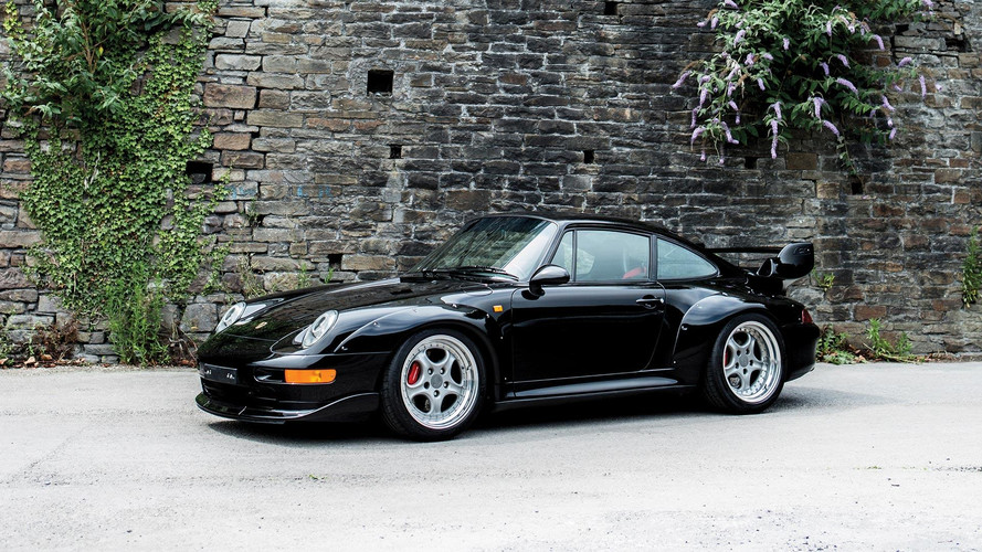 1996 Porsche 911 GT2, Ultimate Air-Cooled Model, Sells For $1M
