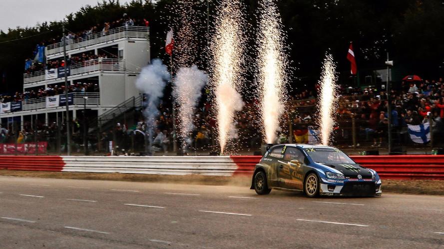 Rallycross – Kristoffersson et Volkswagen impériaux à Lohéac !