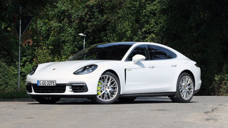 2018 Porsche Panamera 4 E-Hybrid Review: Saving Fuel Feels So Good