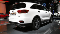 2018 Kia Sportage GT-Line facelift (Euro Spec) live in Frankfurt