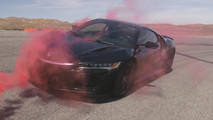 Acura NSX Aerodynamics Video