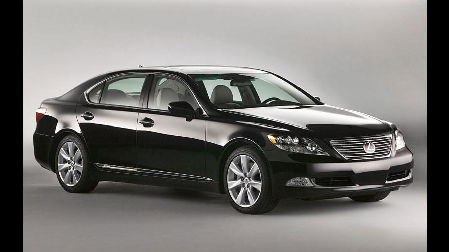 Lexus fornitore ufficiale del Principe di Monaco