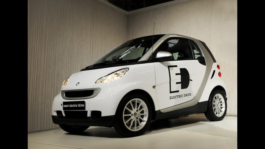 smart ED: già 750 candidati per la piccola elettrica