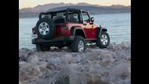 Jeep Wrangler my2007