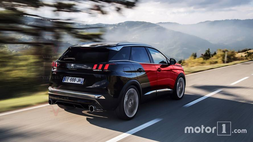 Oh Good, Peugeot Is Jumping On The Coupe-SUV Bandwagon