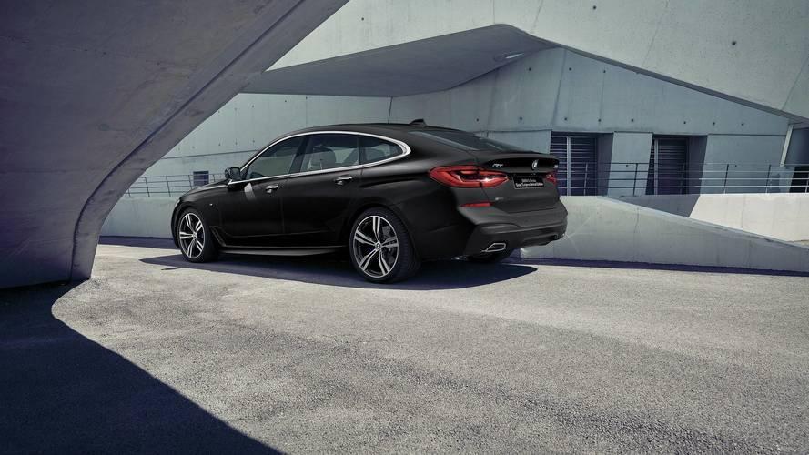 BMW 6 Series Gran Turismo Debut Edition