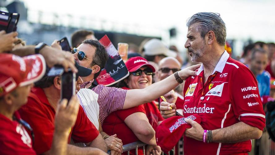 Marchionne: Blaming One Person For Ferrari Failure