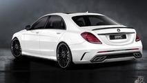 German Special Customs previews 2014 Mercedes-Benz S-Class kit
