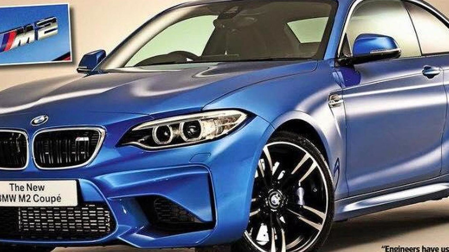 BMW M2 leaked, will have 364 bhp