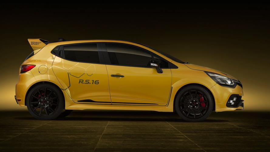 Renault, yeni Clio RS'e Megane RS motoru yerleştirecek