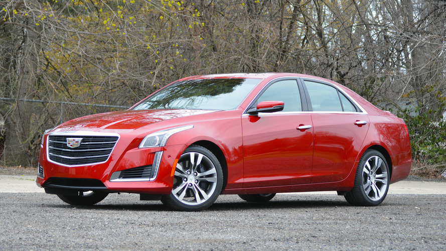 Review: 2016 Cadillac CTS VSport