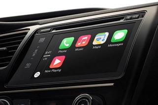 Apple CarPlay is an iOS for Future Volvos