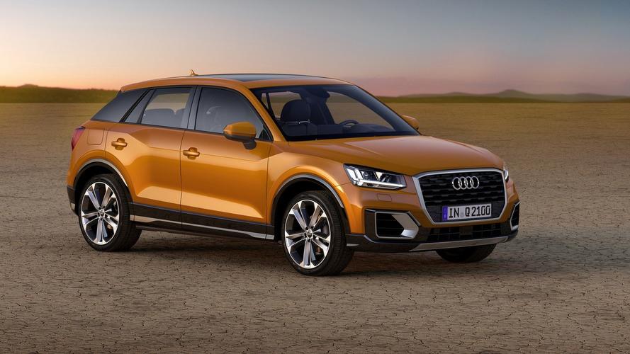 Audi, yeni Q2 ile daha mütevazı bir otomobil arayanları hedefliyor