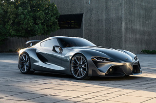 The Toyota Supra Name Has Been Trademarked in Europe