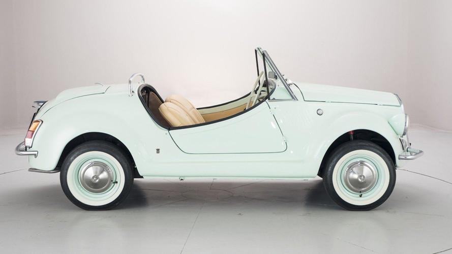 Vignale'nin Fiat 500 Gamine'i muhteşem görünüyor
