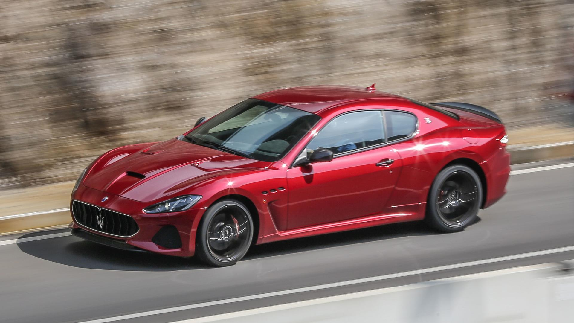 Maserati Granturismo Mc >> 2018 Maserati GranTurismo First Drive: Resounding Revival