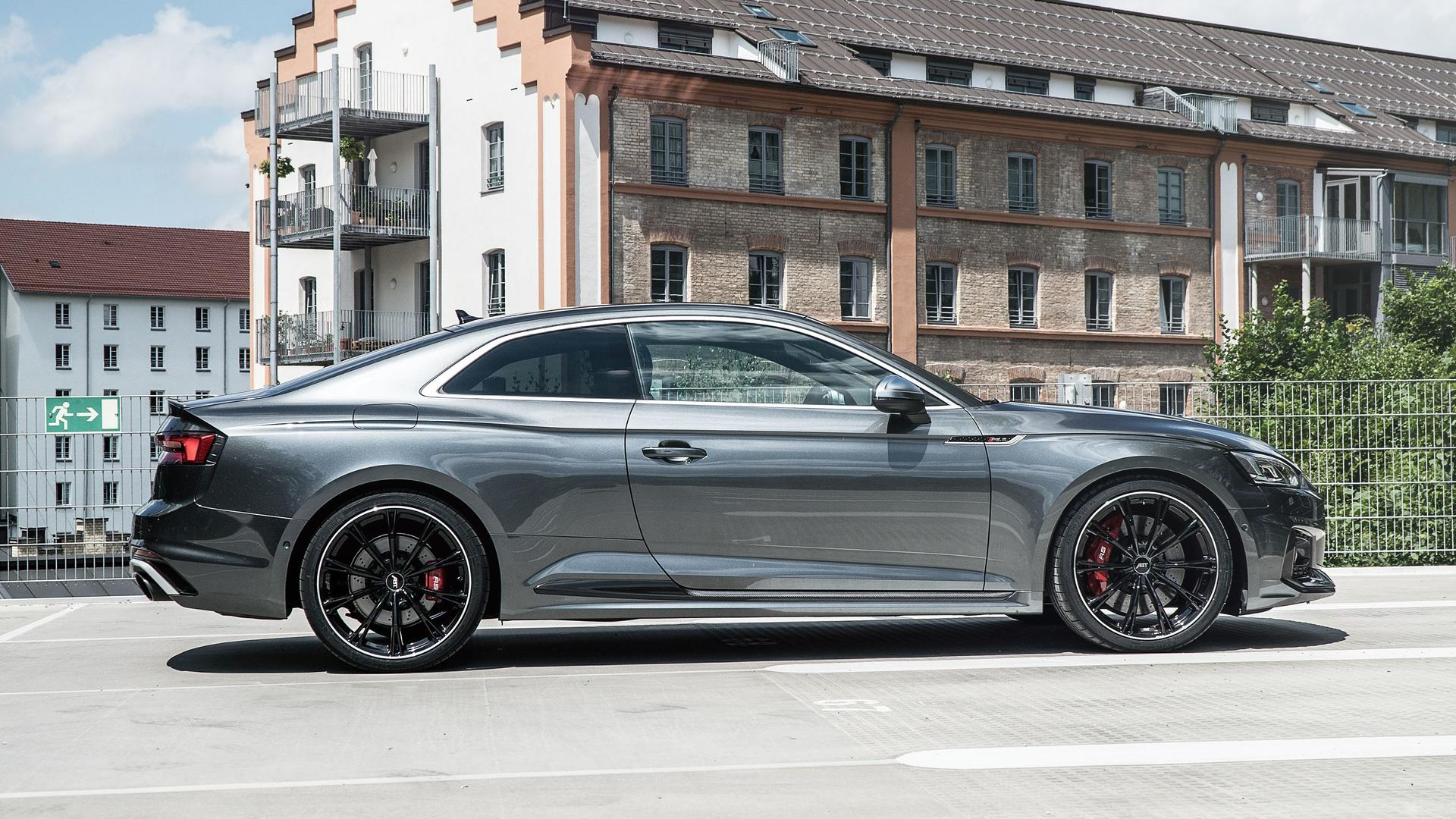 2018 audi rs5 coupe already available with abt power upgrade. Black Bedroom Furniture Sets. Home Design Ideas