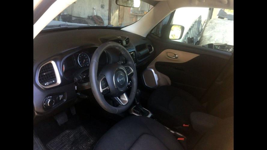 2015 Jeep Renegade pick-up