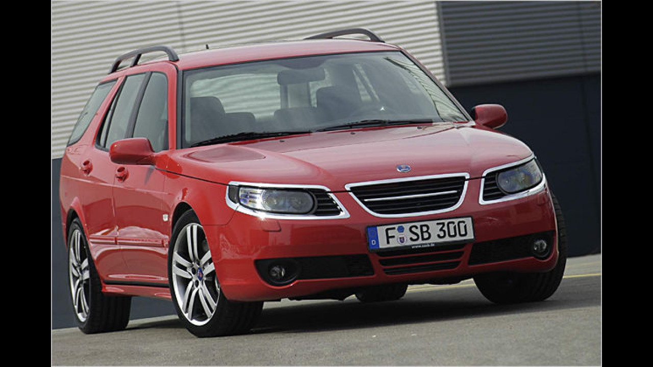Saab 9-5 2.3 Turbo Performance by Hirsch