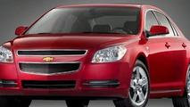 The Chevy Malibu LS will not see a price increase