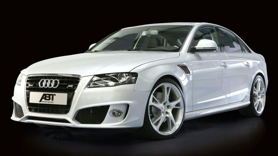 Abt AS4 Tuning Program for A4 Range