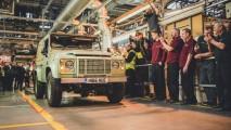 Adeus à lenda: Land Rover Defender deixa de ser produzido após 68 anos