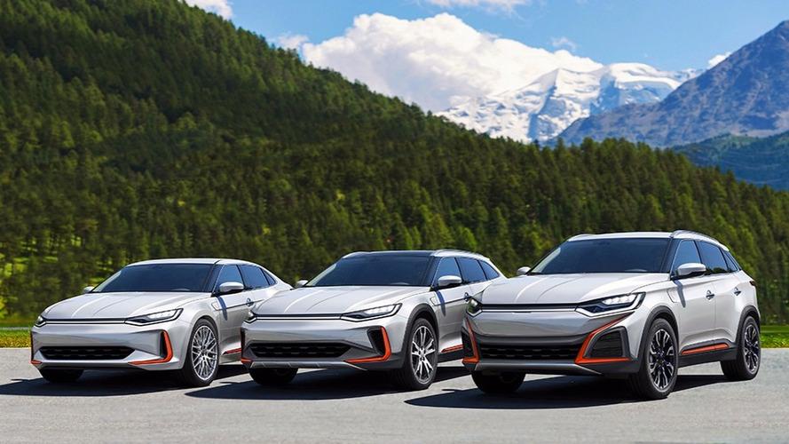 Weltmeister - Encore une nouvelle marque de voitures électriques